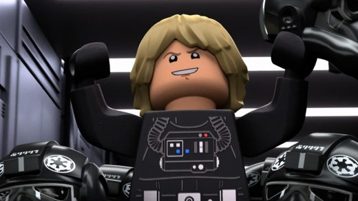 LEGO Star Wars Terrifying Tales Review